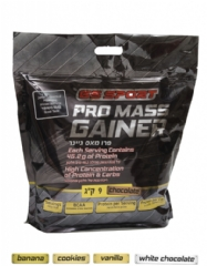 Pro  Mass  Gainer  in  flavors - 9  kg
