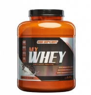 Chocolate  flavored  My  whey